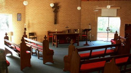 Gidgegannup Community Church - Interior