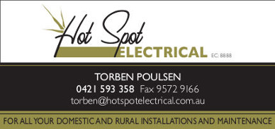 Hot Spot Electrical