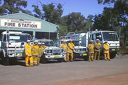 East Gidge Fire Brigade (2003)