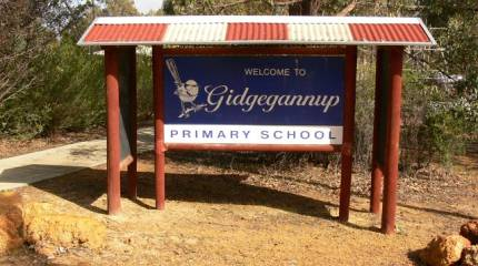 Welcome to Gidgegannup Primary School