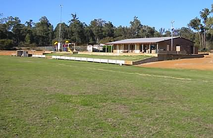 Recreation Hall at Percy Cullen Oval